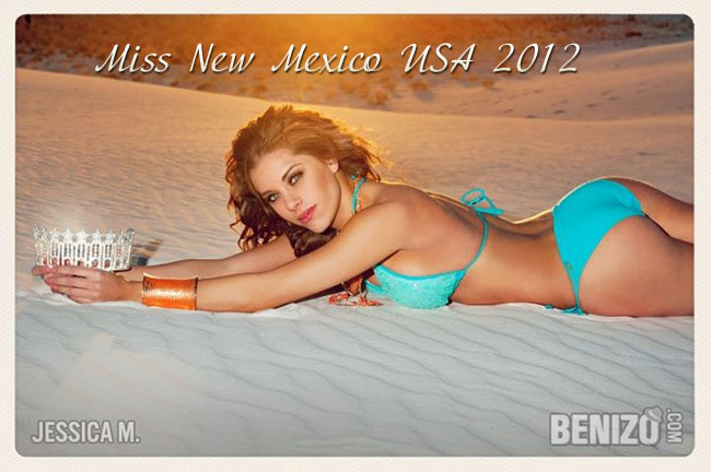 Miss New Mexico 2012